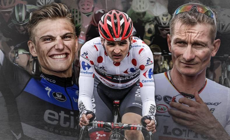 Die Sprinter sind die Erfolgsgaranten unter den deutschen Tour-Teilnehmern, können aber bislang nicht wie gewohnt feiern. Ein Deutscher schlüpft ins Bergtrikot, Emanuel Buchmann beeindruckt in den Pyrenäen. SPORT1 zieht am ersten Ruhetag das Zwischenfazit der Deutschen