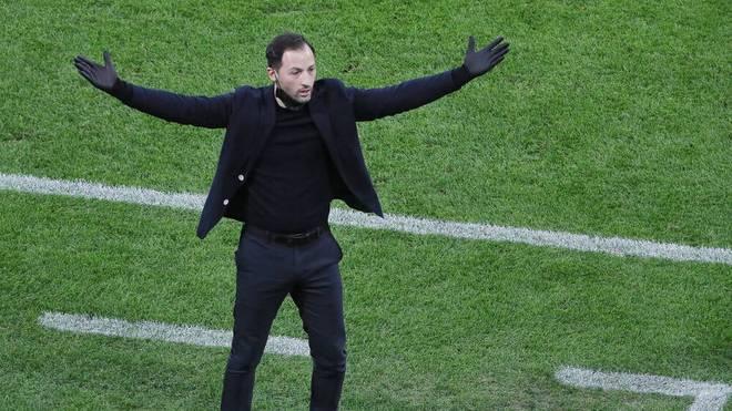 Domenico Tedesco hat seinen Abschied von Spartak angekündigt