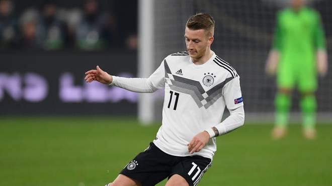 Marco Reus vom BVB ist Nationalspieler des Jahres vor Kimmich und Sane