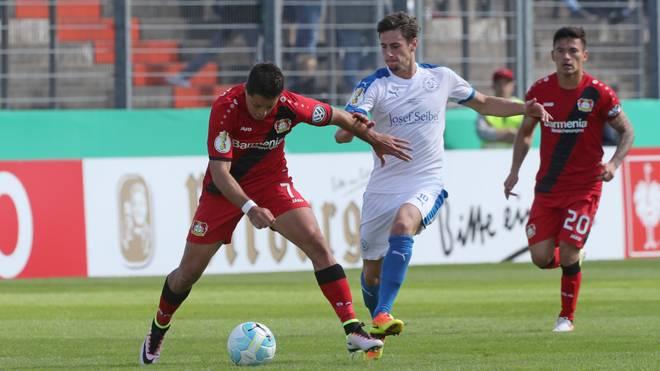 SC Hauenstein v Bayer 04 Leverkusen - DFB Cup