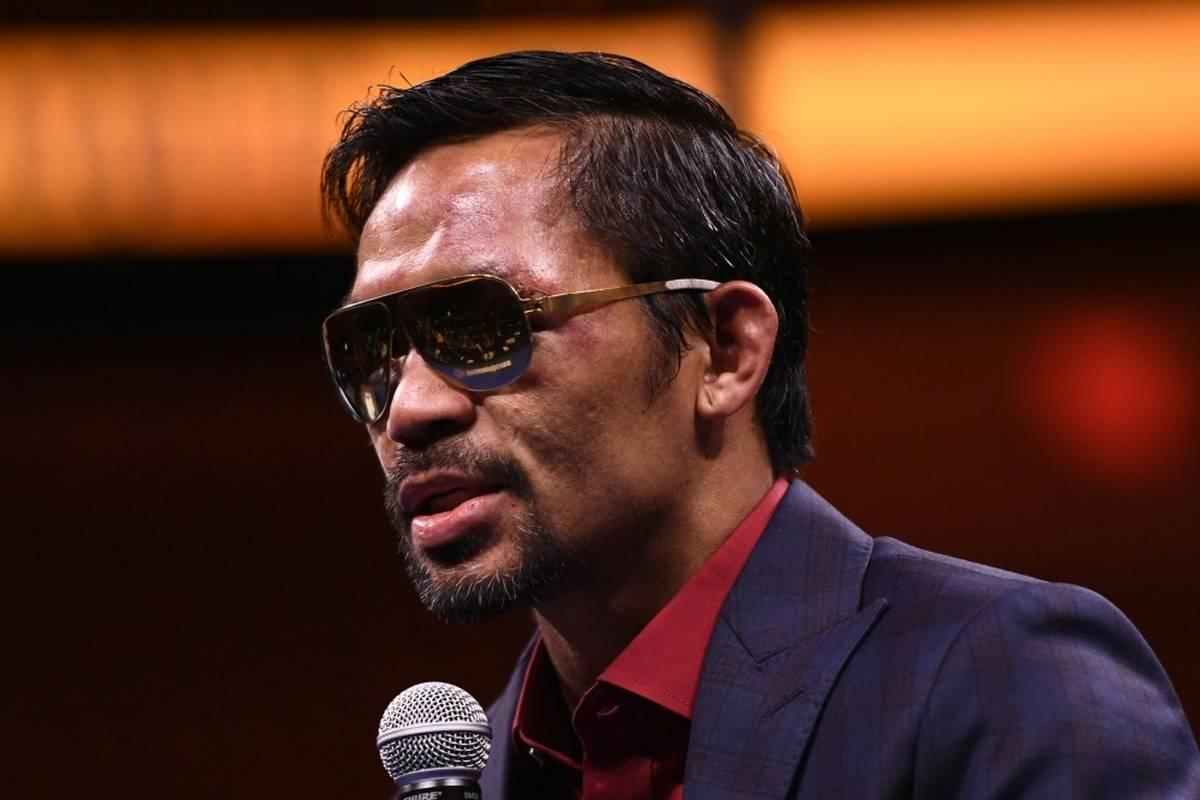 Manny Pacquiao will in seinem Land etwas verändern. Der philippinische Superstar kandidiert für das Präsidentenamt in seinem Land.