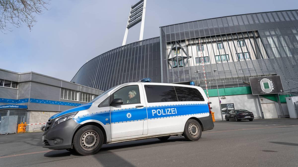 Die Polizei warnt vor Fanaufläufen bei Bundesliga-Spielen