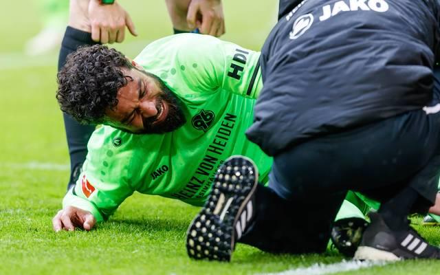 Felipe verletzte sich bei der Niederlage in München