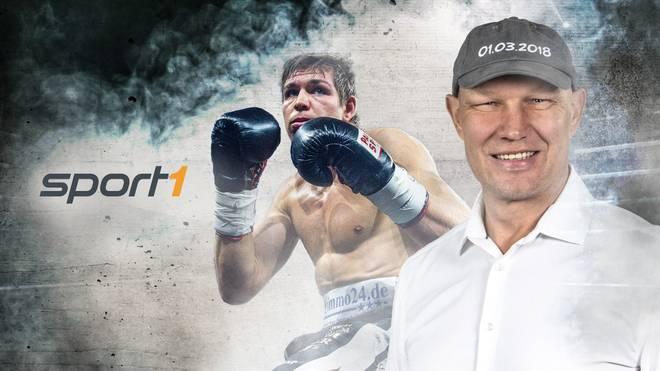 Axel Schulz wird neuer Box-Experte für SPORT1.