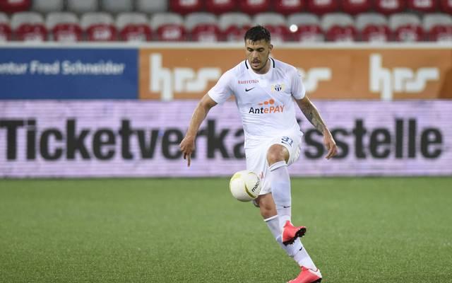 Mirlind Kryeziu ist ein Eigengewächs des FC Zurich