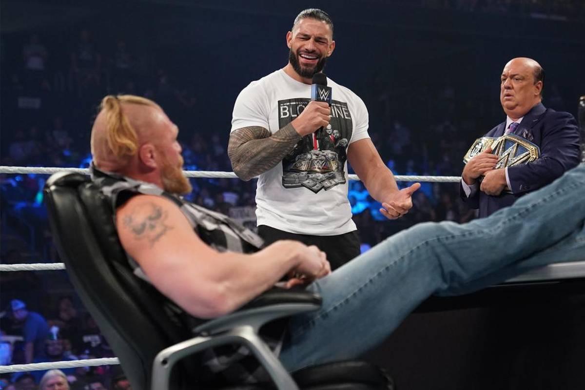 WWE spielt beim historischen ersten direkte TV-Duell von WWE SmackDown mit AEW voll auf Sieg - anscheinend erfolgreich. AEW lieferte das Topmatch des Abends gratis auf YouTube.