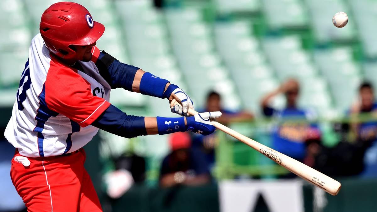 Der Kubaner Yulieski Gourriel heuert für ein stolzes Gehalt bei den Houston Astros an