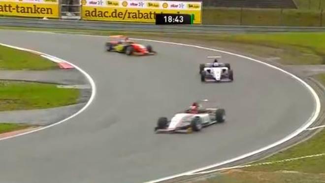 ADAC Formel 4, Nürburgring: Arthur Leclerc Dritter bei Sieg von Pourchaire