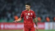 FC Bayern: James Rodriguez spricht über Zukunft und möglichen Abgang