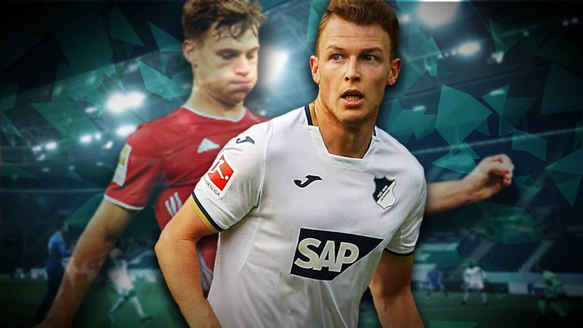 Dennis Geiger ist gerade in aller Munde. Der Shootingstar der TSG Hoffenheim ist heiß begehrt und wird schon mit Joshua Kimmich verglichen. Im SPORT1-Interview spricht er darüber.