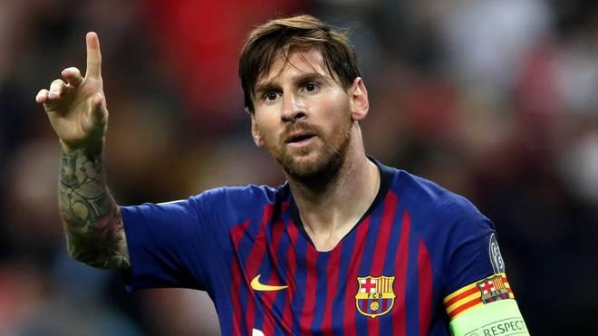 Großverdiener Lionel Messi