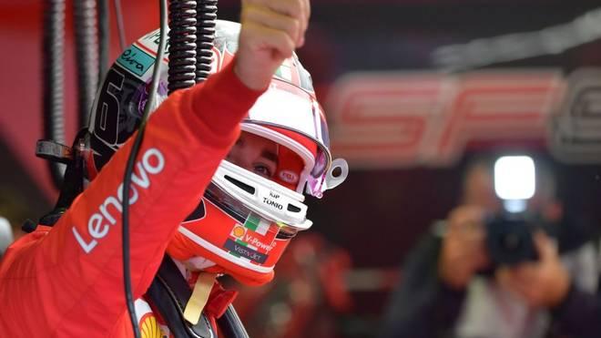 Charles Leclerc will in Monza einen Heimsieg für Ferrari einfahren