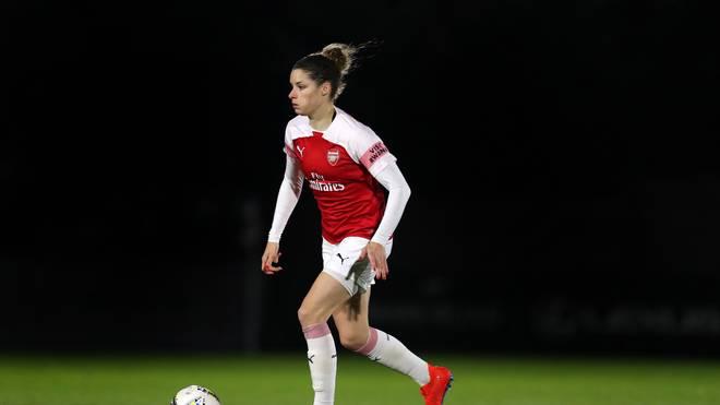 Dominique Bloodworth wechselt vom FC Arsenal zum VfL Wolfsburg