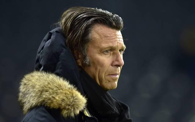 """Urs Meier wurde siebenmal zum Schweizer """"Schiedsrichter des Jahres"""" gewählt"""