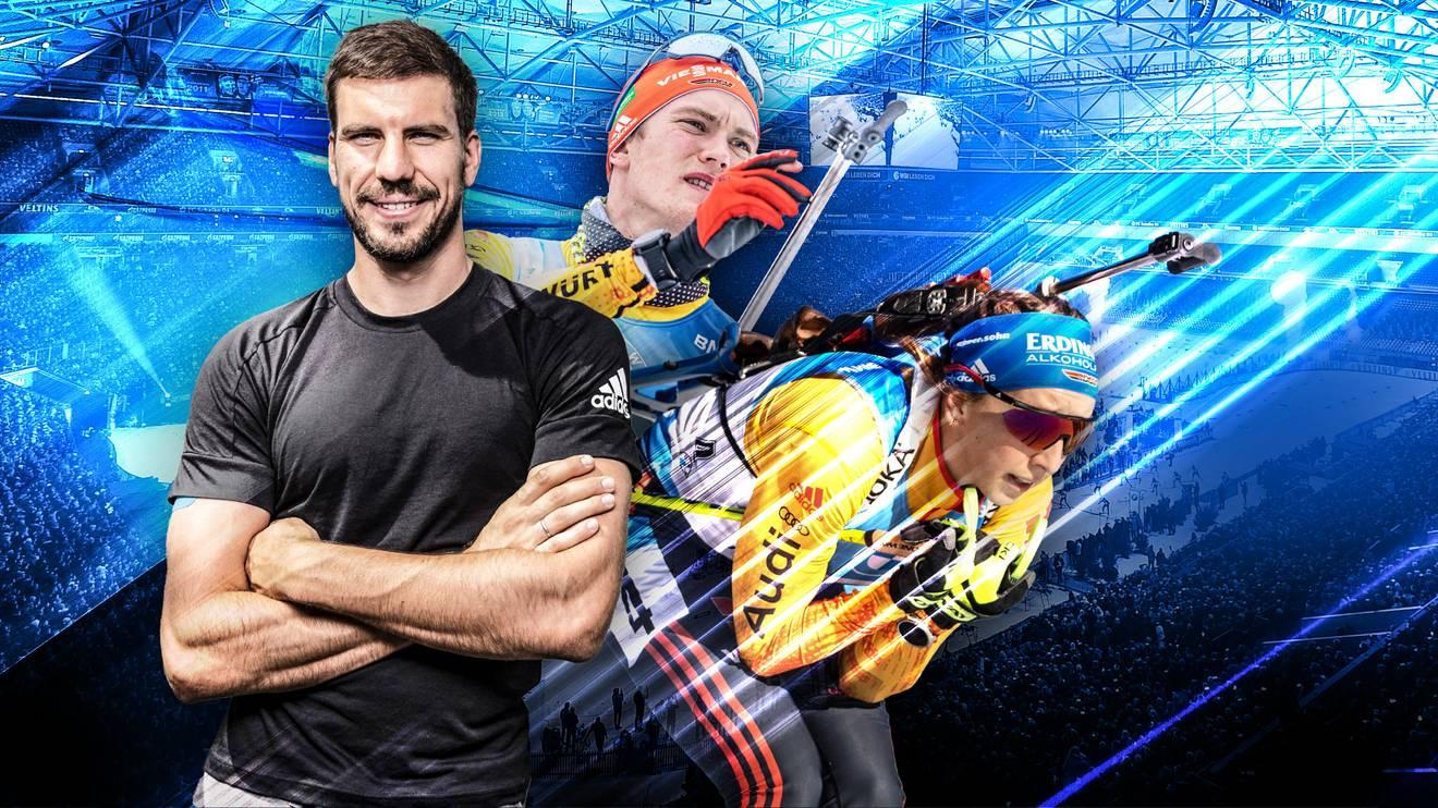 Arnd Peiffer hat sich im vergangenen Winter aus dem Biathlon zurückgezogen
