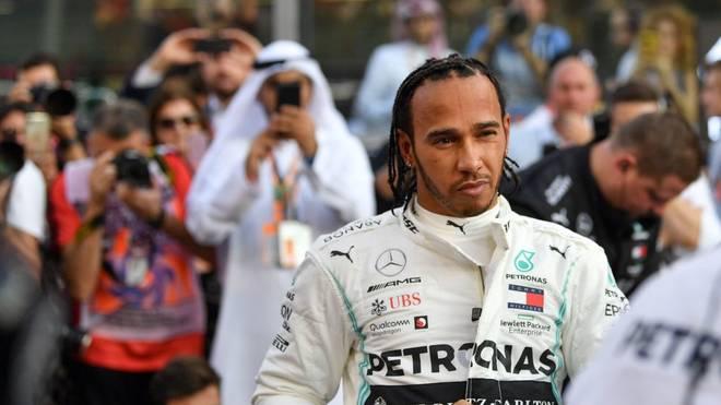 Lewis Hamilton spendet viel Geld, um bei der Bekämpfung der Buschbrände in Australien zu helfen