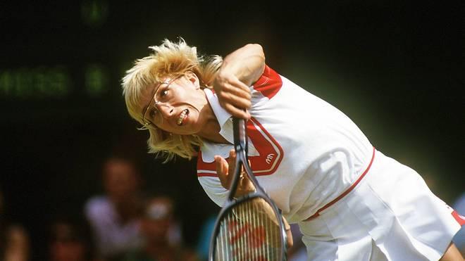 Tennis-Legende Martina Navratilova verhalf der Marke YONEX zu größerer Bekanntheit