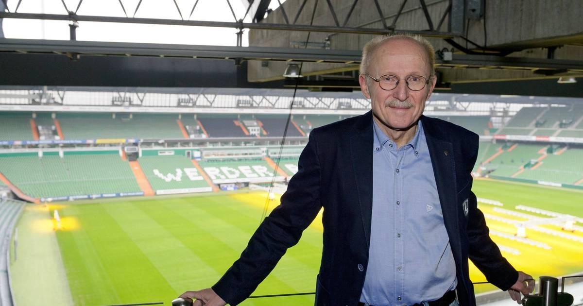 Werder Bremen: Willi Lemke wegen der Coronakrise mit großen Sorgen um SVW