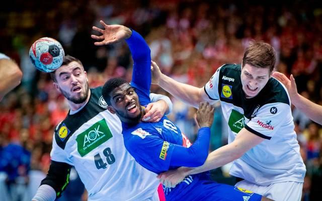 Die Handball-WM der Männer 2027 wird in Deutschland ausgetragen