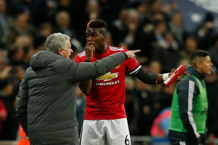 Der Streit zwischen Jose Mourinho und Paul Pogba bei Manchester United droht zu eskalieren. Der Trainer hat bestätigt, seinen Star als zweiten Kapitän abgesetzt zu haben