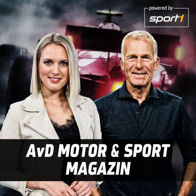 Das AvD Motor & Sport Magazin gibt es jetzt auch als Podcast