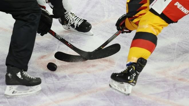 Beim deutschen Eishockey-U20-Team wurden Coronafälle festgestellt