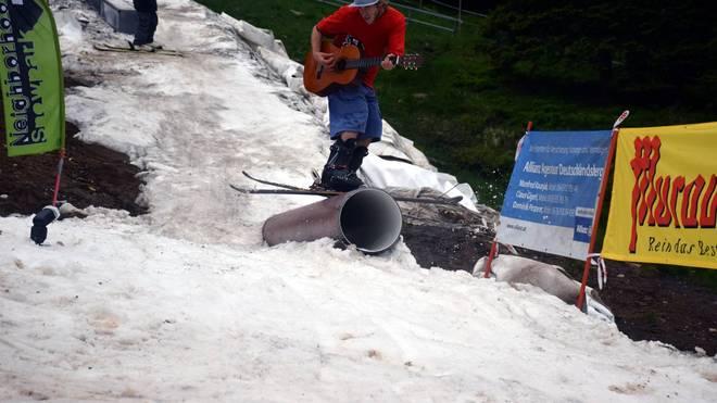 Summer Shred Festival 2018 – Neighborhood Snowpark