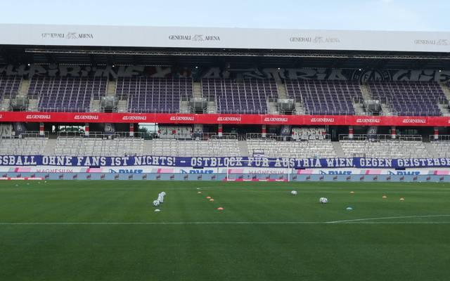 In Österreich können ab August offenbar wieder Fans ins Stadion