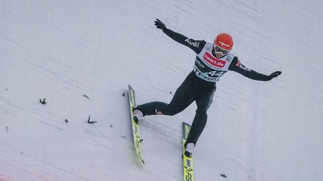 Markus Eisenbichler ist erstmals deutscher Meister