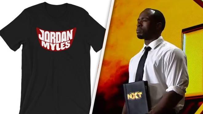 Jordan Myles hat schwere Vorwürfe gegen WWE erhoben