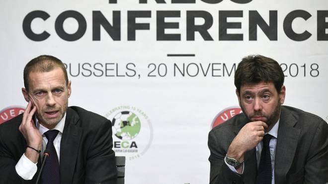 Auch die ECA spricht sich gegen eine Super League aus