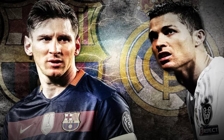 Der Clasico zwischen dem FC Barcelona und Real Madrid (das Video am Sonntag auf SPORT1.de) ist auch das Duell der Superstars Lionel Messi und Cristiano Ronaldo - aber nicht nur. Wer ist besser besetzt? SPORT1 macht den Vergleich.