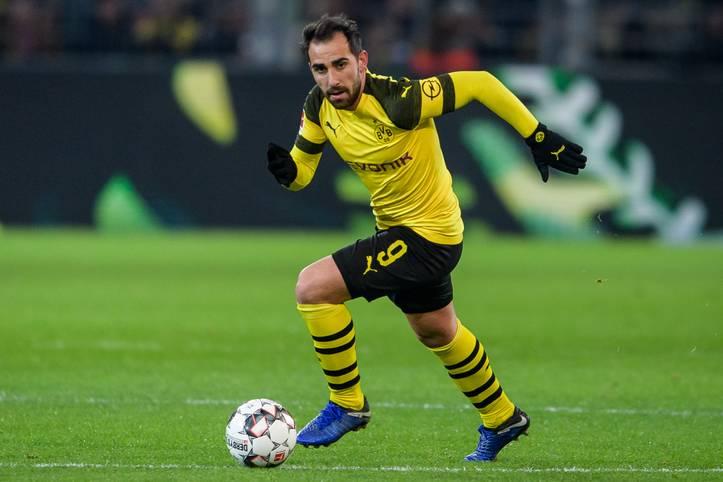 Paco Alcacer ist der Super-Joker bei Borussia Dortmund und teilt sich mit Frankfurts Luka Jovic aktuell Platz eins in der Torjägerwertung. Aber es zählen eben nicht immer nur Tore, auch Vorlagen müssen gelernt sein. Bei den Scorerpunkten muss der Spanier einem BVB-Kollegen den Vortritt lassen