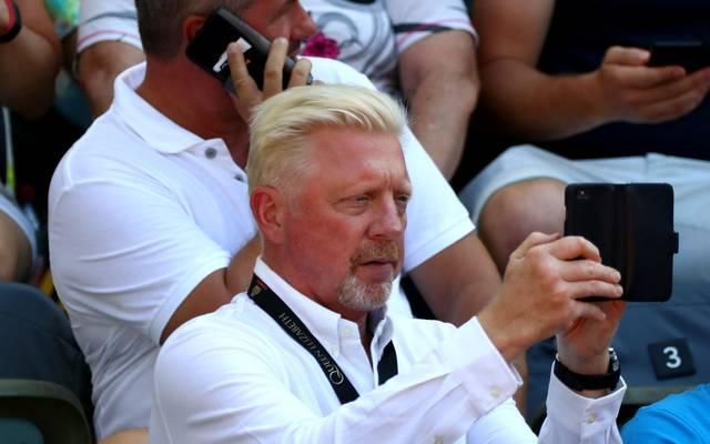 Boris Becker ist auf Twitter sehr aktiv