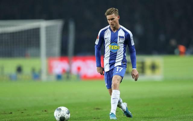 Maximilian Mittelstädt wird in dieser Saison nicht mehr für die Hertha auflaufen