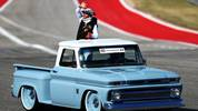 AUSTIN, TEXAS - NOVEMBER 03: Lewis Hamilton of Great Britain and Mercedes GP waves to the crowd on the drivers parade before the F1 Grand Prix of USA at Circuit of The Americas on November 03, 2019 in Austin, Texas. (Photo by Dan Istitene/Getty Images)