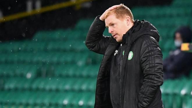 Nicht länger Celtic-Trainer: Neil Lennon