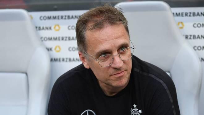 Prof.Dr Tim Meyer betreut seit 2001 die Nationalmannschaft
