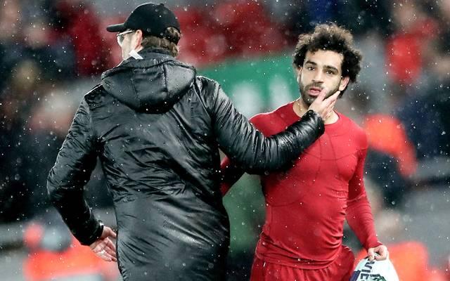 Liverpool-Stürmer Mohamed Salah konnte noch nicht an seine großartige vergangene Saison anknüpfen