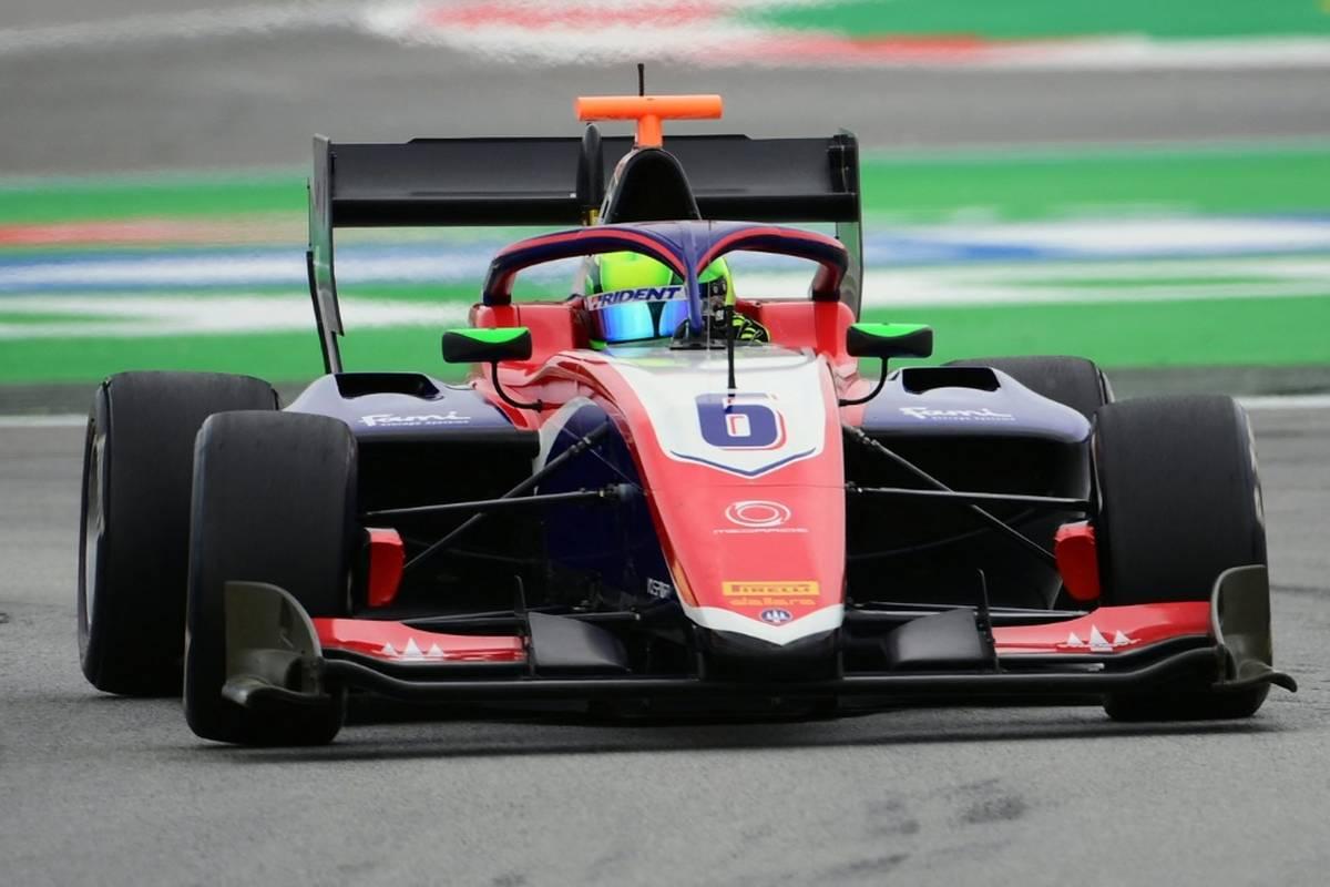 David Schumacher, Sohn des früheren Formel-1-Piloten Ralf Schumacher, bleibt zum Formel-3-Abschluss ohne Punkte. Wie geht es mit dem 19-Jährigen weiter?