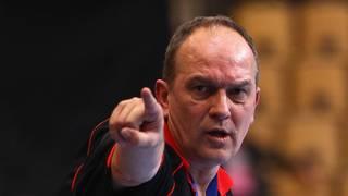 Jörn-Uwe Lommel als ägyptischer Nationalcoach