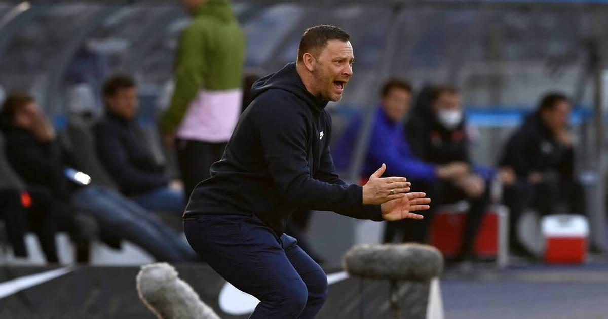 Hertha BSC: Trainer Pal Dardai ohne Maske beim Friseur - Verstoß gegen die Coronamaßnahmen - SPORT1