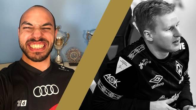 Zwei ehemalige Teamkollegen - MoAuba lacht sich ins Halbfinale, Titelverteidiger MegaBit ist raus
