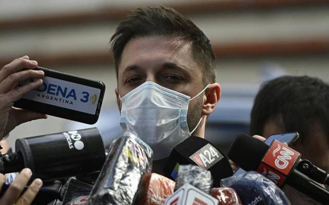 Der frühere Anwalt von Diego Maradona: Matias Morla