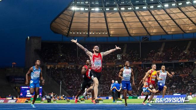 Die European Championships stiegen 2018 in Berlin zum ersten Mal