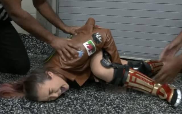 Tegan Nox hat erneut einen Kreuzbandriss erlitten