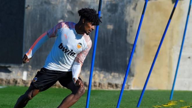Thierry Correia kam im Sommer 2019 von Sporting Lissabon