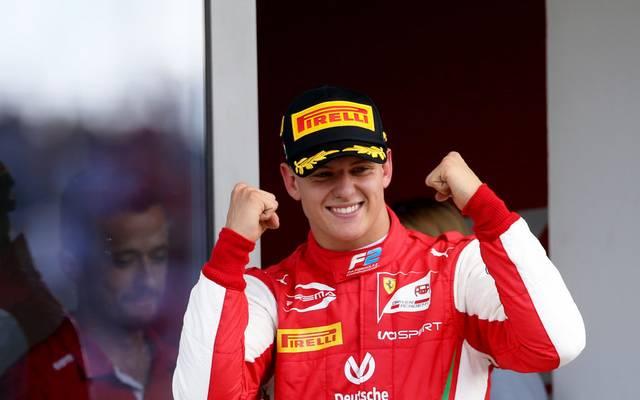 Mick Schumacher bleibt auch im nächsten Jahr in der Formel 2