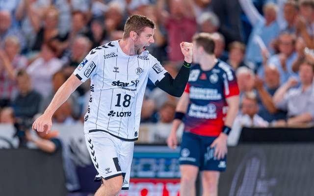 Der THW Kiel will 2. Spieltag der Handball Champions League bei Telekom Veszprem seinen ersten Sieg einfahren