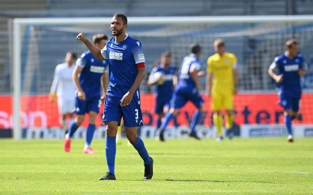 Der Karlsruher SC holte gegen Bielefeld einen 0:3-Rückstand auf